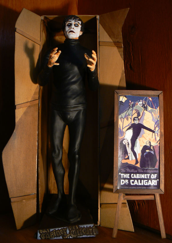 The cabinet of dr caligari - The cabinet of dr caligari cesare ...